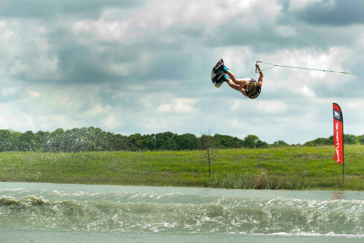 Nautique Wake Open 2015: plenty of action at BSR Cable Wake Park | Photo: Nautique