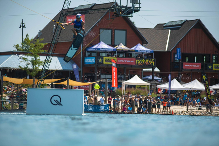 2018 Nautique WWA Wake Park National Championships