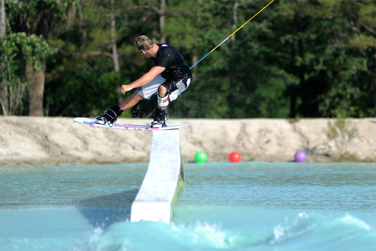 The 2017 Wake Park World Series schedule