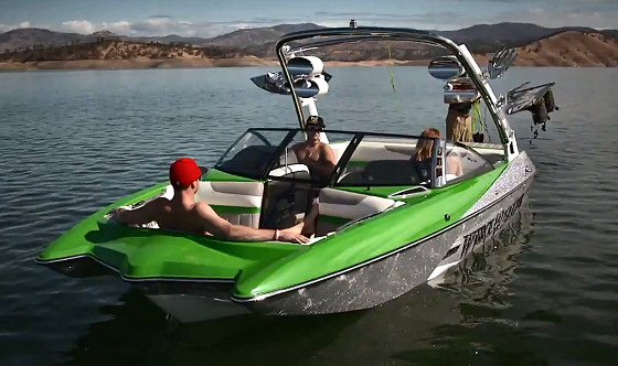 WakeSetter 20 MXZ: the ultimate wake boat