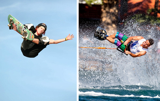 Skateboarding and wakeboarding: leading the board sports into the Olympic Games