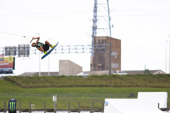 Wake Park Triple Crown: air madness