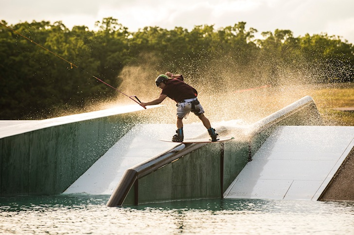 Wakeboarding: not just a board and a rope