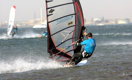 Walvis Bay Speed Week: Namibia loves windsurfers and kitesurfers