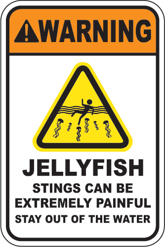 Warning: Jelly Fish