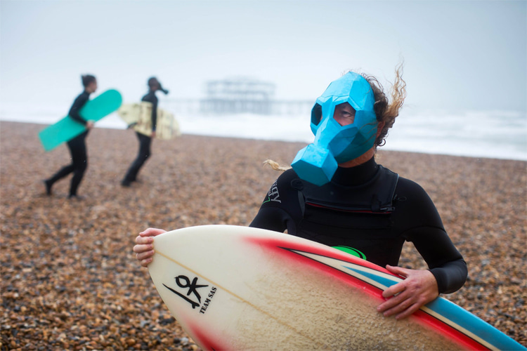 Surfers Against Sewage: British water companies are putting the health of water sports participants at risk | Photo: SAS