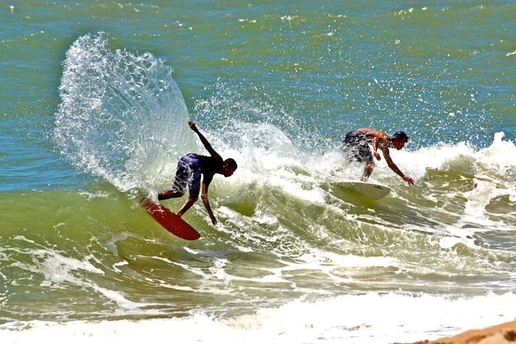 Wave skateboard: watch the wave trend and choose the right roller |  Photo: Creative Commons