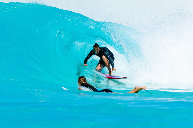 Wavegarden aims to lead the wave pool industry