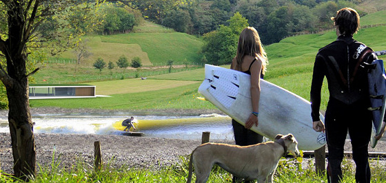 The Wavegarden: you're not dream, it's true