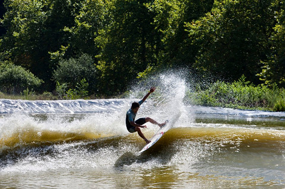 Wavegarden: come on, open the artificial wave park