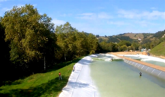 Wavegarden 2.0: on your marks, get set, surf!