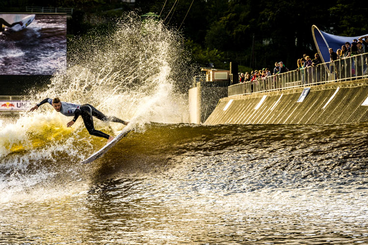 Wavegarden: the artificial wave technology was born in Spain | Photo: Red Bull