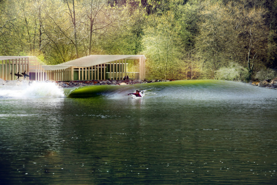 Wavegarden: this will be Bristol in 2013