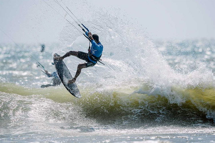 World Kiteboarding League is no longer sanctioned by World Sailing