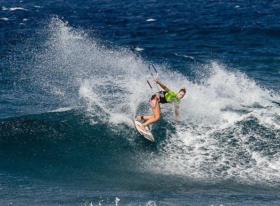 KSP World Tour: wave kitesurfing masters