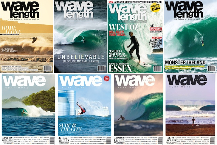 Wavelength Magazine: pumping since 1981