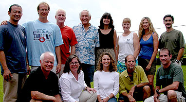Surfrider Foundation staff