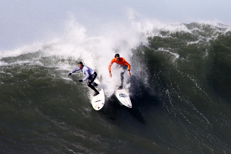 Wave priority in surfing: the rules say 'one surfer, one wave' | Photo: Shutterstock