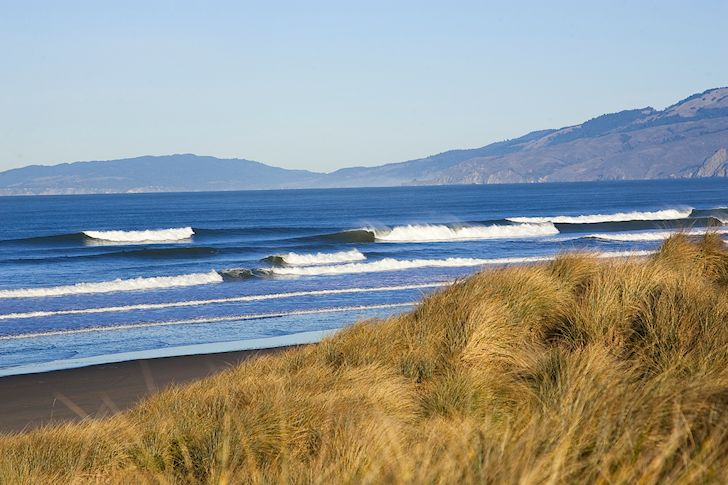 Lower Trestles: the Californian surf jewel