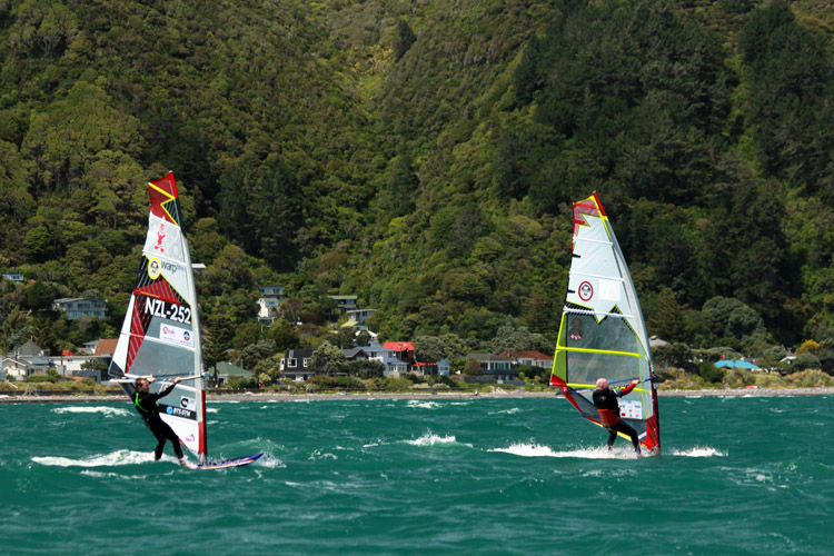 New Zealand: sailing in the windiest city in the world | Photo: Isaac Spedding