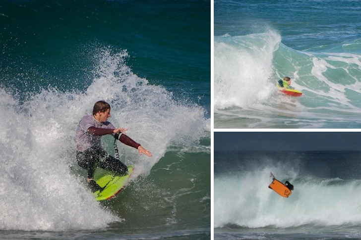 Stephen Du Preez prevails in the West Beach Warfare 2014