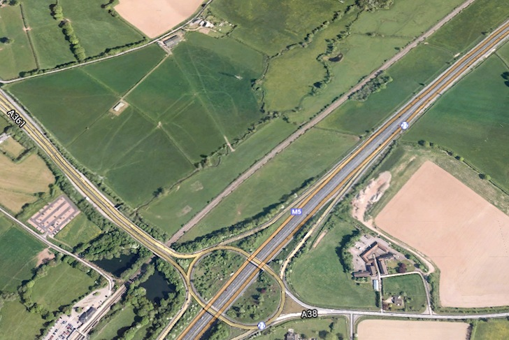 Westood: the surf pool will be built near Junction 27 of the M5, in Mid Devon