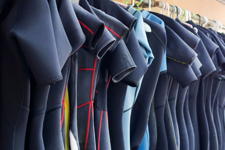 Wetsuits: get a conditioner to make your second skin last longer | Photo: Shutterstock