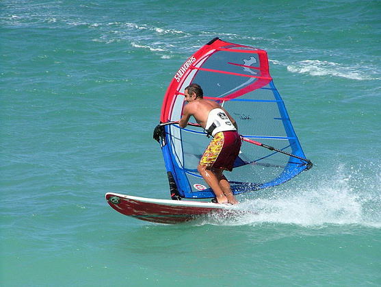 Wild Winds Freestyle Windsurfing Nationals