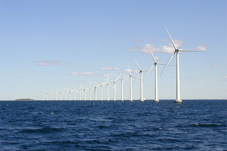 Wind power: a single average-sized offshore wind farm could add $3.6 billion to the states in 2022 | Photo: E2