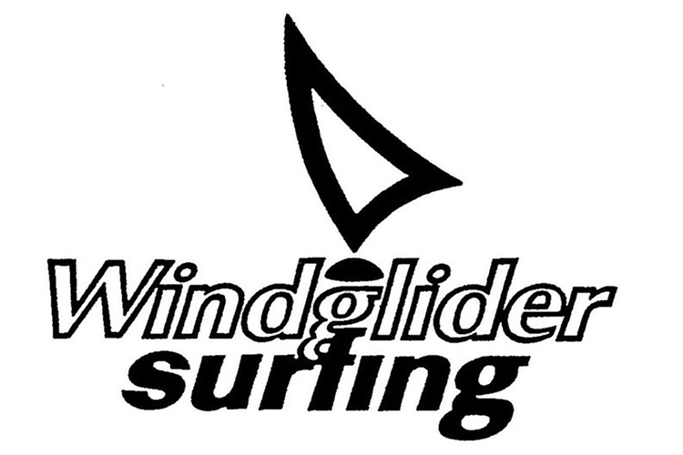 Windglider: the original logo