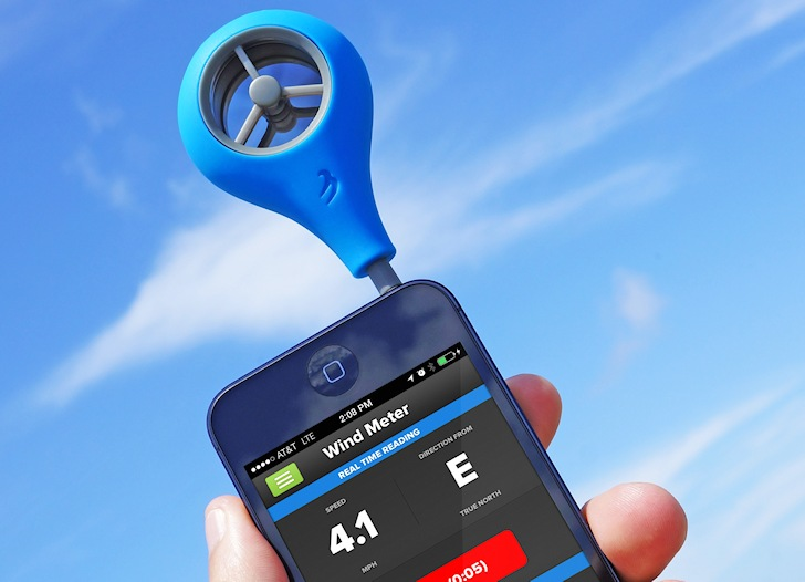 WeatherFlow Wind Meter: accurate and portable