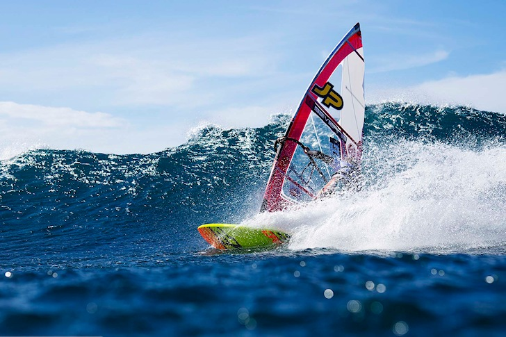 Windsurfing: get healthy and fit for the sport | Photo: PWA/Carter