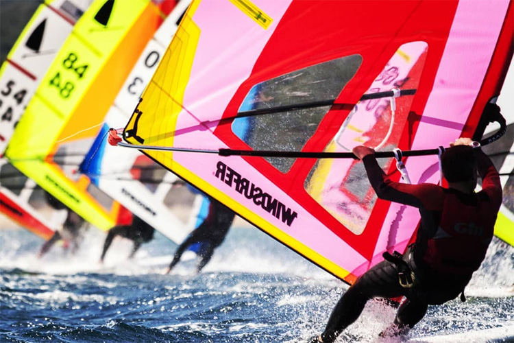 International Windsurfer: now an official World Sailing class | Photo: Windsurfer