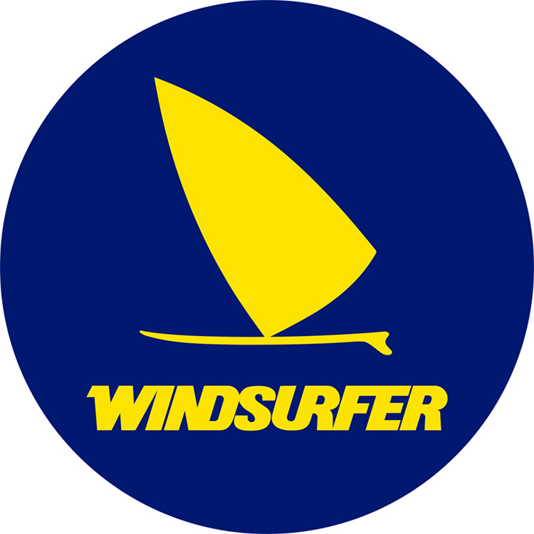 Windsurfer Class: the official logo