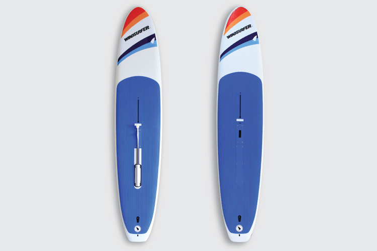 Windsurfer LT: the new windsurf board by Cobra International | Photo: Cobra