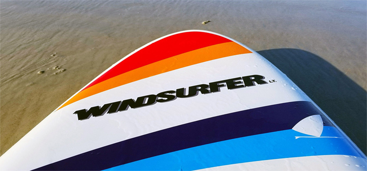The Windsurfer: a one-design sailboarding class | Photo: Windsurfer Class
