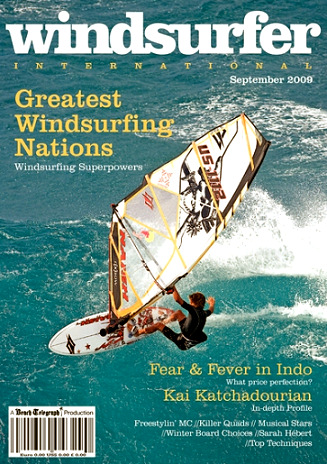 Windsurfer International Magazine