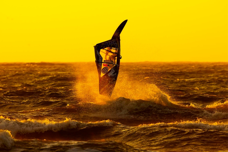 Windsurfing: set your goals and live your life | Photo: PWA/Carter