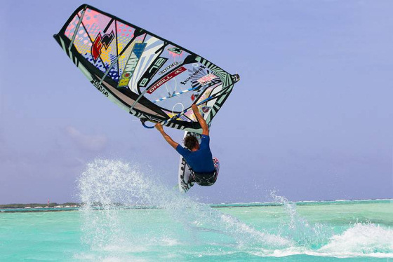 Bonaire: a windsurfing turquoise heaven