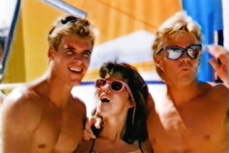 Windsurfing: watch the best television commercials released in the last 40 years