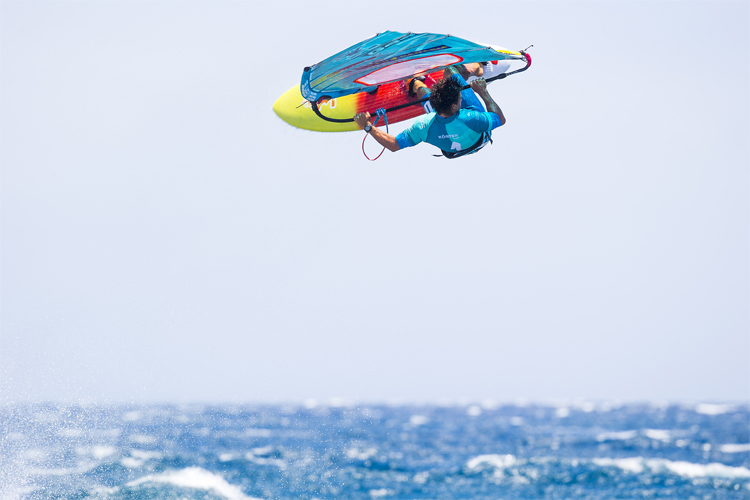 Windsurfing: a sport with seven main disciplines | Photo: Carter/PWA