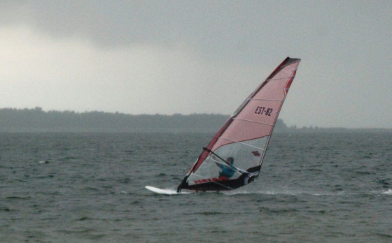 Windsurfing Estonia