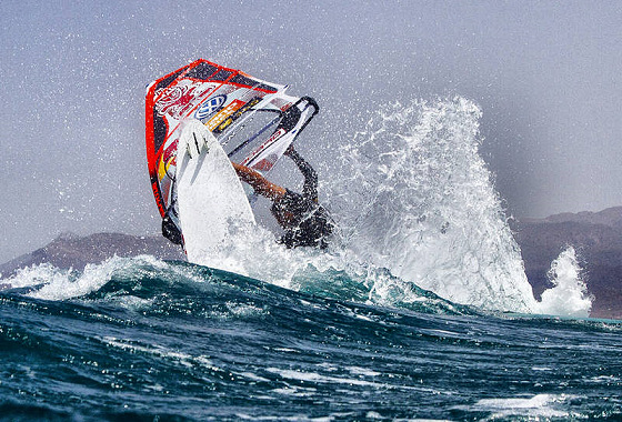 Windsurfing: get healthy and fit