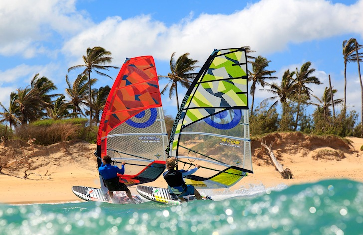 Glossary of Windsurfing: the vocabulary of windsurfer is rich