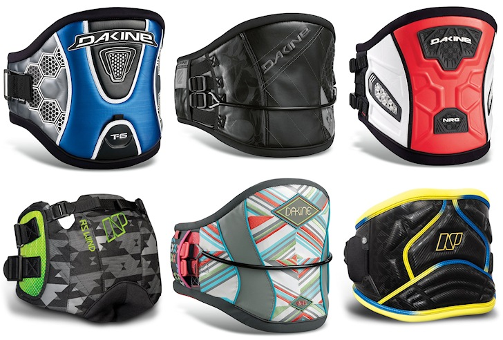 Windsurfing harnesses: get comfortably hooked in