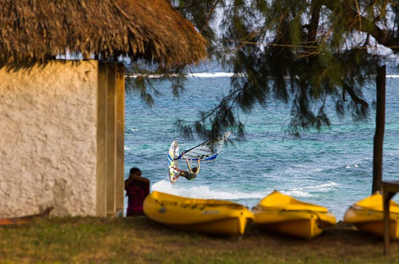 Kenya: windsurfing paradise in the Indian Ocean