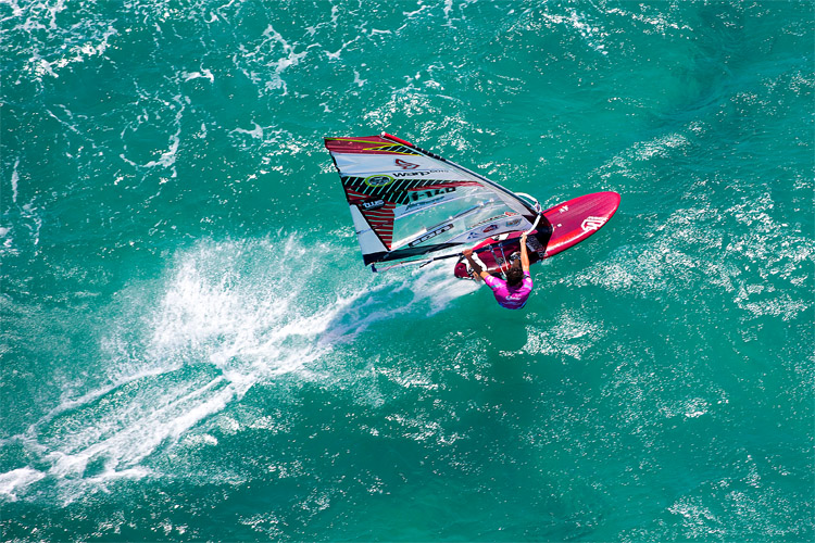 What is windsurfing?