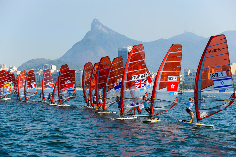 Rio de Janeiro: organizers say all sailors will compete in safe waters | Photo: Rio 2016