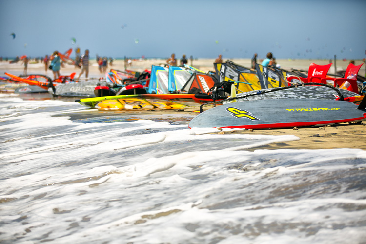 Windsurfing: is there a future for professional sailors? | Photo: Carter/PWA