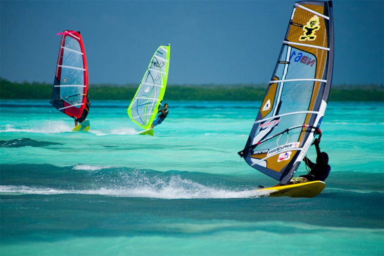 Trinidad and Tobago: great winds and flat water spots for windsurfers